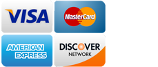 Payments Visa Mastercard Discover American Express Paypal
