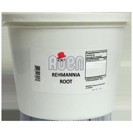 Organic Rehmannia Root